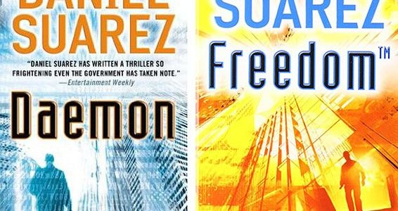daemon and freedom books