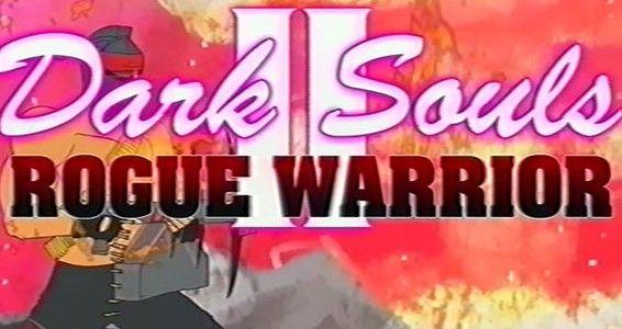 dark souls 2 rogue warrior