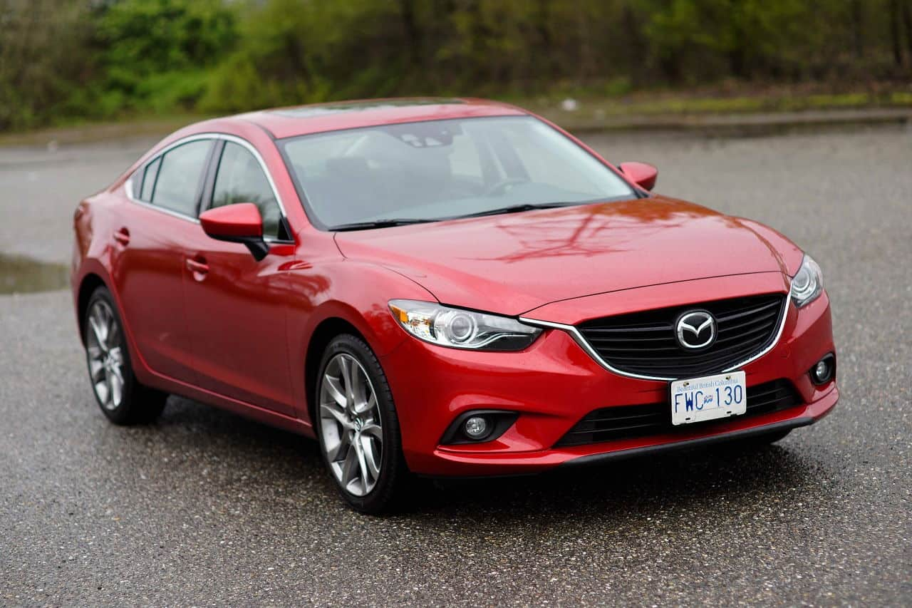 2015 mazda6 gt with i eloop review. Black Bedroom Furniture Sets. Home Design Ideas