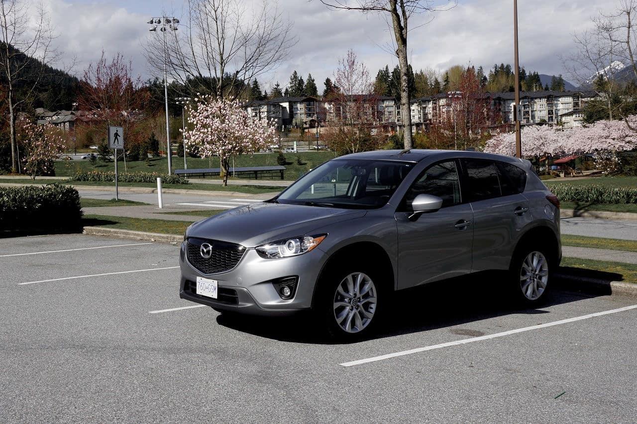 Pics For Gt Mazda Cx 5 2014 Grey