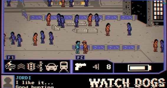 watch dogs commodore 64