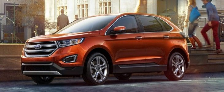 updated Ford Edge