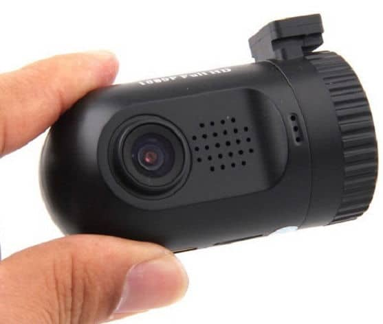 Ambarella A7 dashboard camera