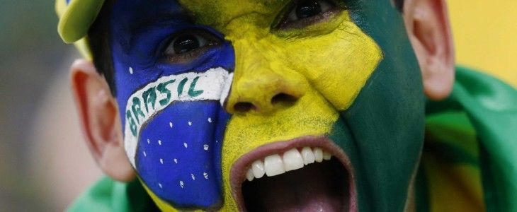 brazil world cup soccer