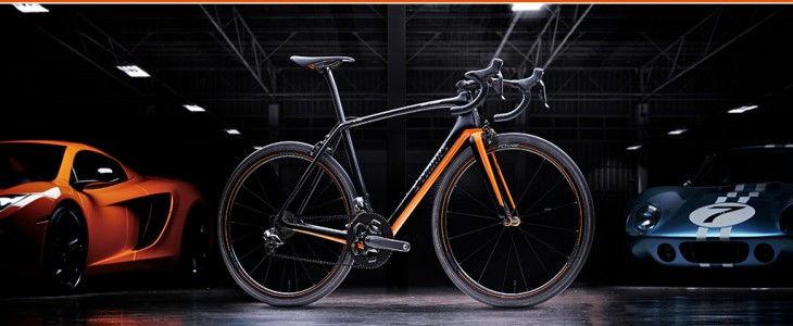 McLaren S-Works Tarmac bike