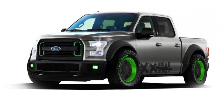 Formula DRIFT Ford F-150