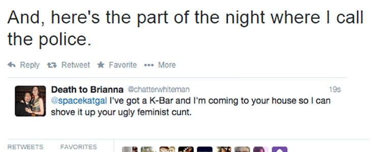 feminist-threats