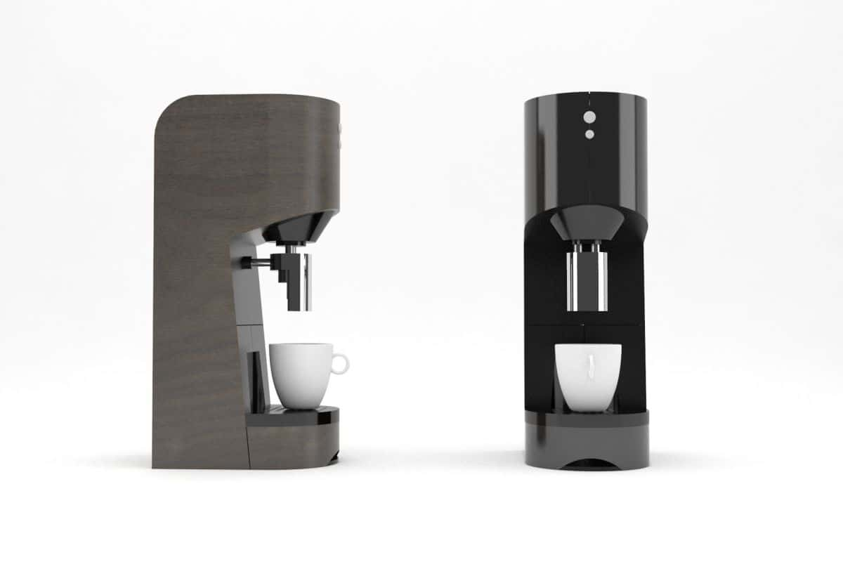Arist cafe coffee machine great drinks with a tap of a button unfinished man - Nouvelle machine a cafe ...