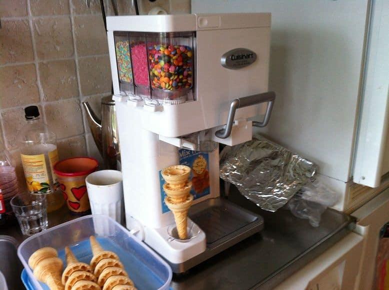 soft serve machine recipes