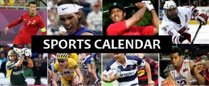 popular sports of 2015