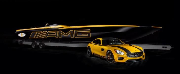 50' Marauder AMG GT S
