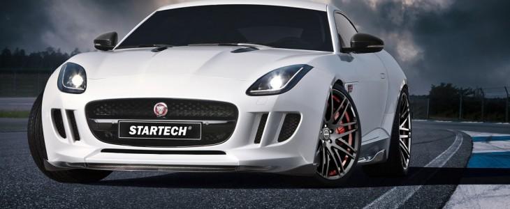 jaguar f-type Startech