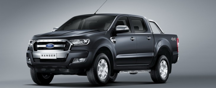 2016 ford ranger updated