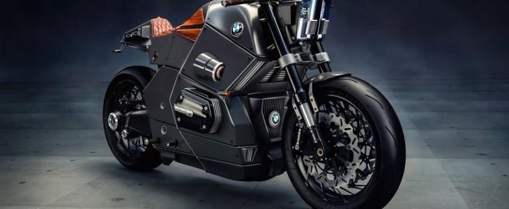 BMW concept Urban Racer