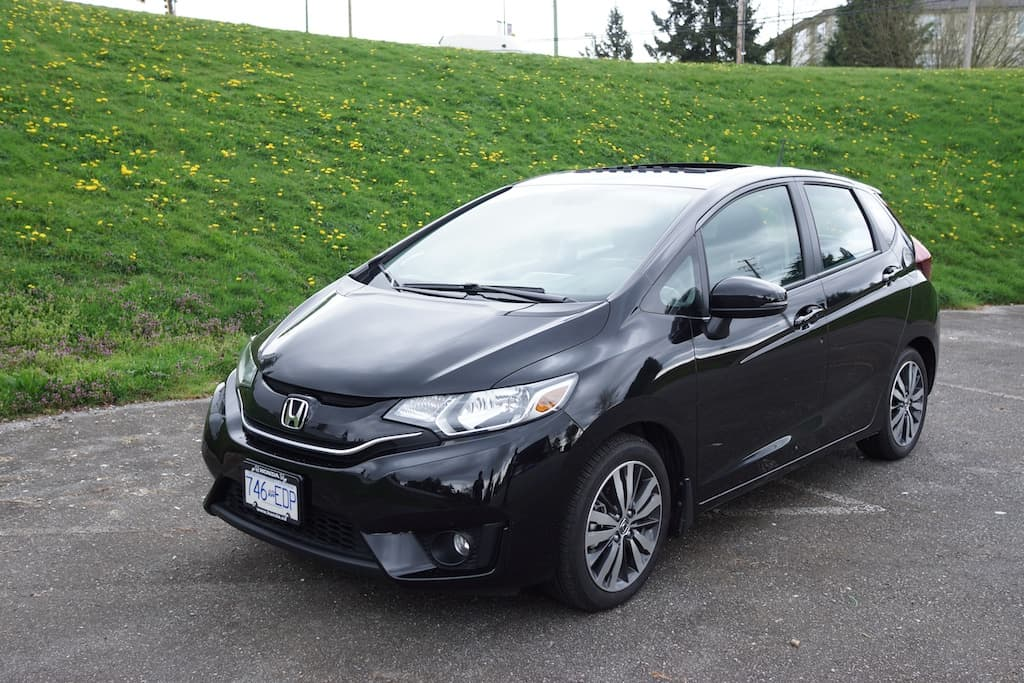 Innovative 2015 Honda Fit EXL Navi Review  Unfinished Man