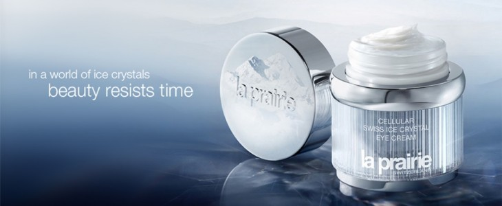 la prairie ice crystal eye cream