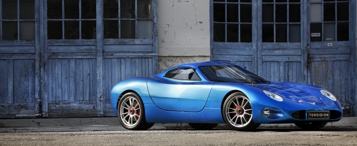 electric supercar