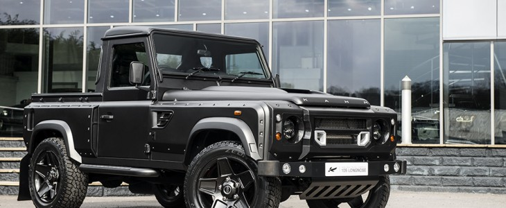 Kahn Design Defender Flying Huntsman