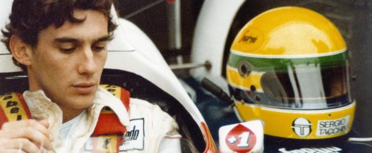 Senna Movie Still