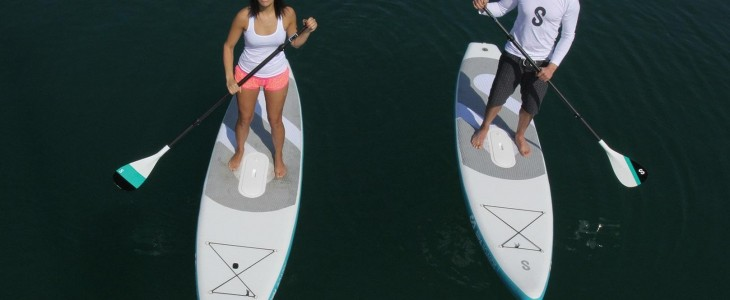 electric standup paddle board
