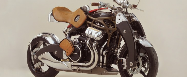 supercharged Bienville Legacy bike