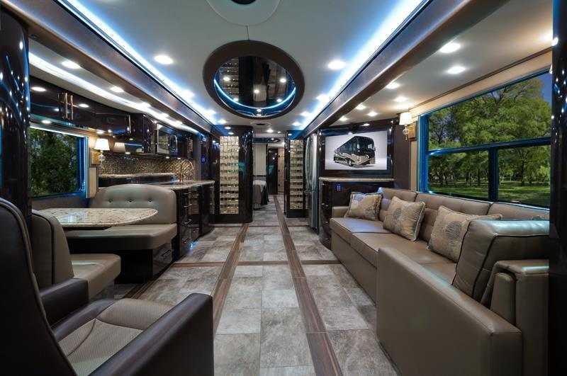 5 Most Expensive Motorhomes Caravans Unfinished Man