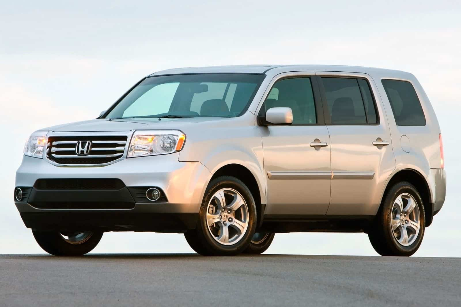 2015 honda pilot review. Black Bedroom Furniture Sets. Home Design Ideas