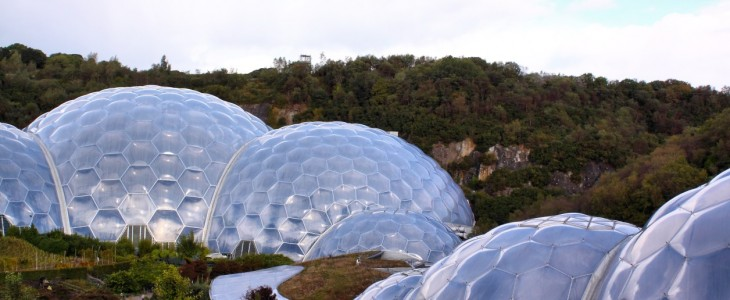 eden-project-domes
