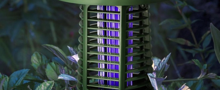 UV LED bug zapper