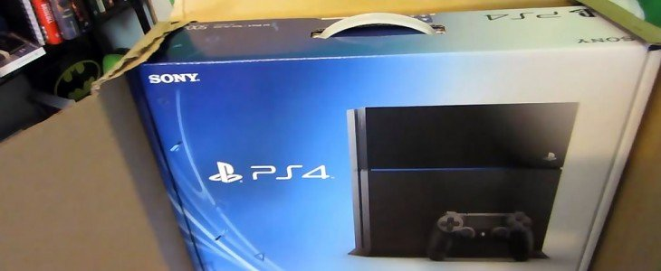 playstation-4-unboxing