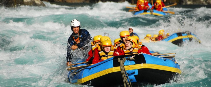 Photo by Queenstown Rafting