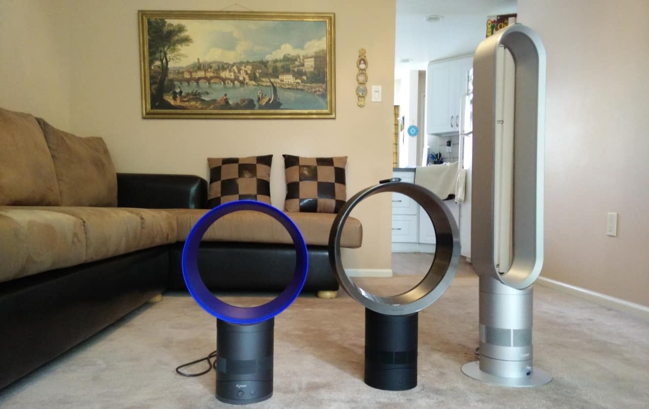 Dyson Am06 12 Quot Desk Fan Review Unfinished Man