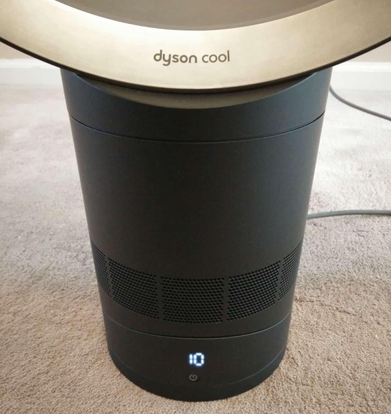 Dyson Am06 12 Quot Desk Fan Review Unfinished Man