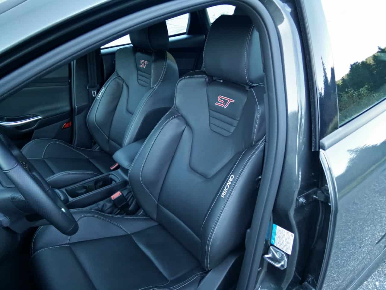 ford focus st interior photo gallery image 1001