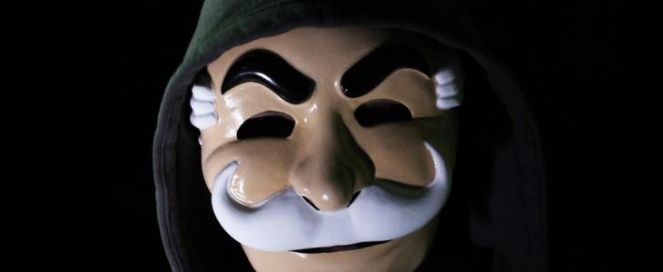 mr robot halloween mask