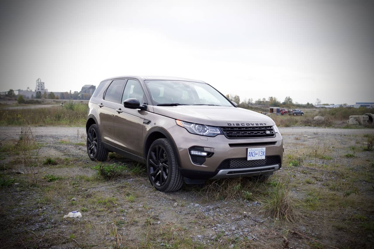 2016 land rover discovery sport hse review unfinished man. Black Bedroom Furniture Sets. Home Design Ideas