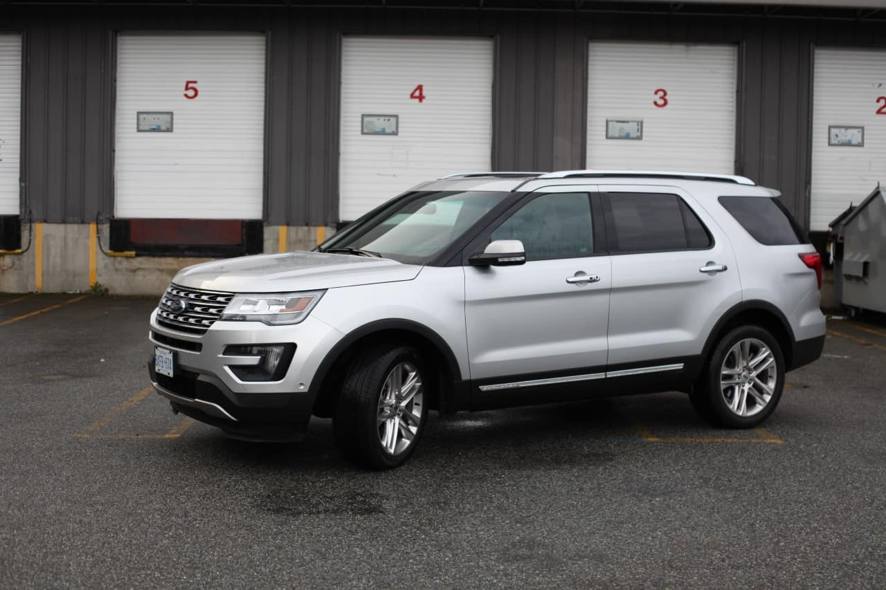 2016 ford explorer limited review unfinished man. Cars Review. Best American Auto & Cars Review