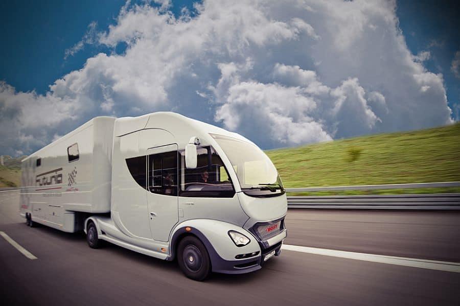 futuria-motorhome-driving