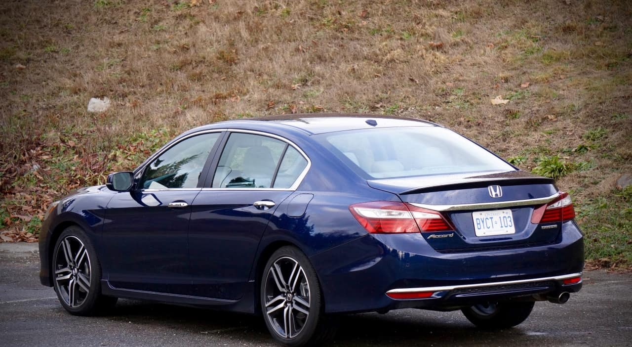 2016 honda accord touring review. Black Bedroom Furniture Sets. Home Design Ideas