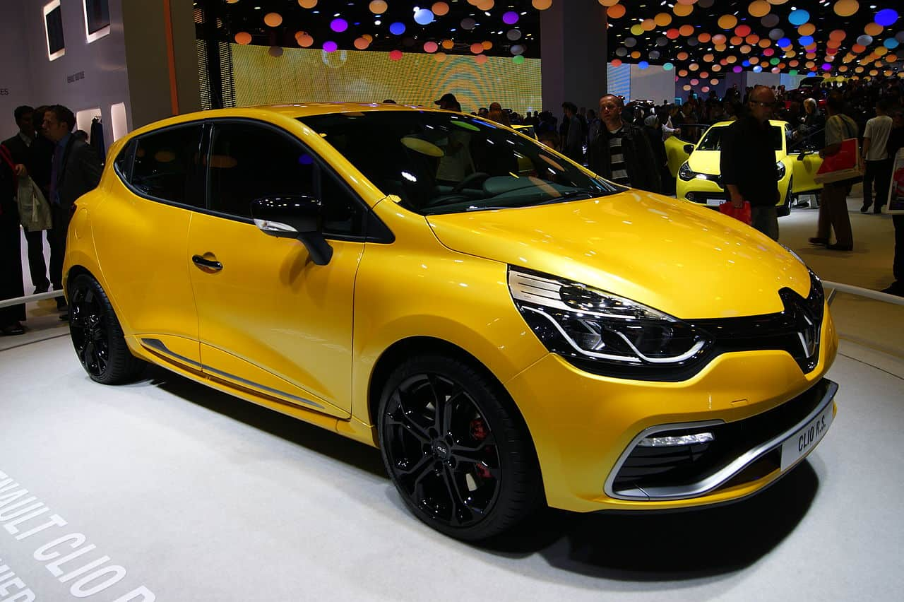 Why I Have a Secret Love of The Renault Clio Renaultsport