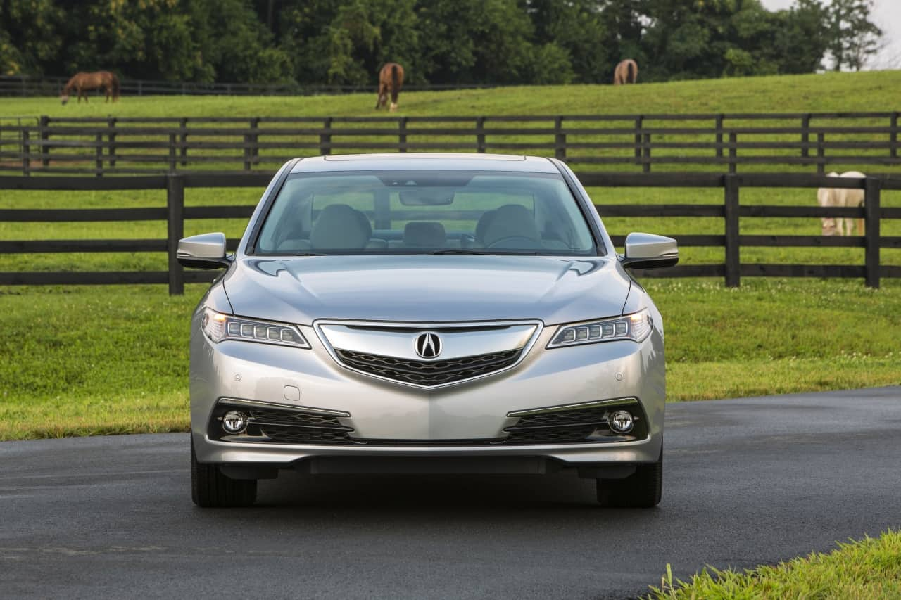2016 acura tlx awd elite review unfinished man. Black Bedroom Furniture Sets. Home Design Ideas