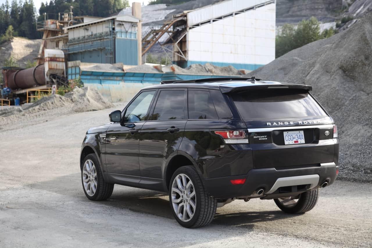2016 range rover sport diesel review unfinished man. Black Bedroom Furniture Sets. Home Design Ideas