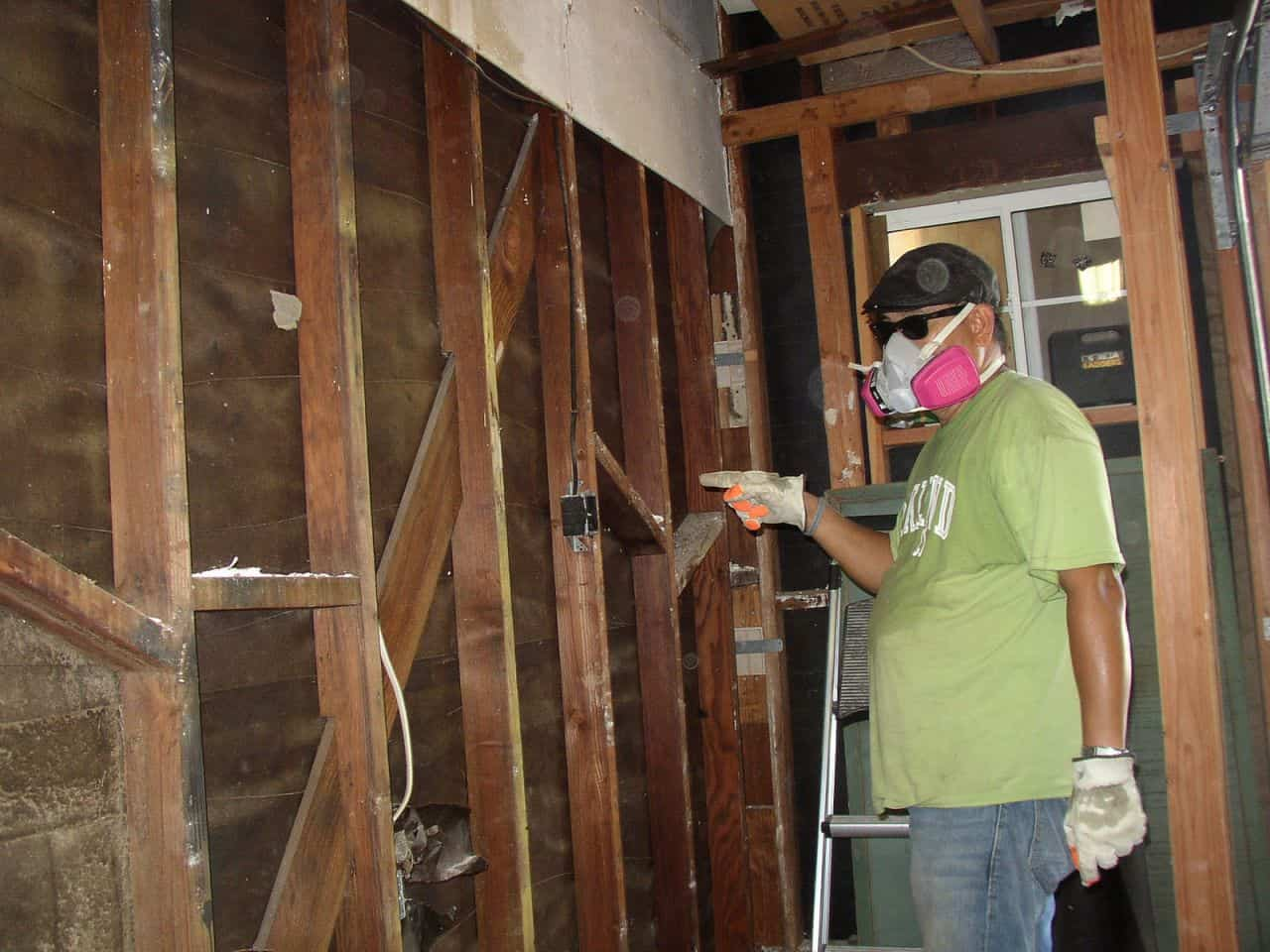 How to choose the right company for your home renovation for Is there asbestos in old drywall
