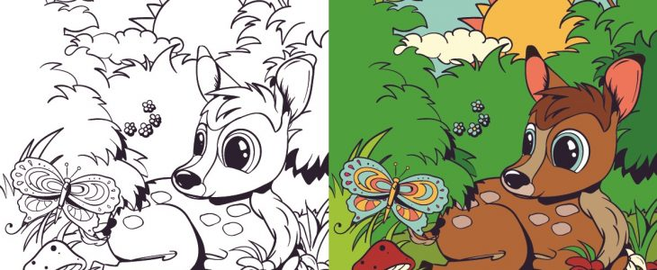 learn-how-to-draw-a-deer-cartoon-scene-step-by-step-tutorial