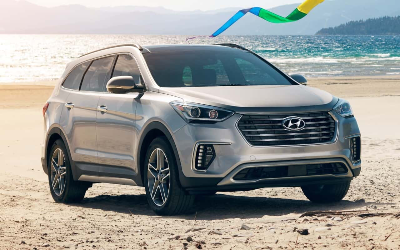 2017 hyundai santa fe xl luxury review. Black Bedroom Furniture Sets. Home Design Ideas