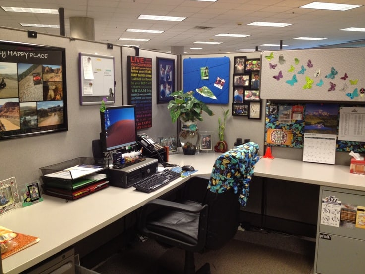 How to Organize Your Cubicle